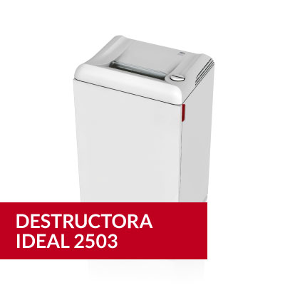 Destructora Ideal 2503